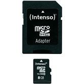 SDHC memory card Intenso (8 GB)