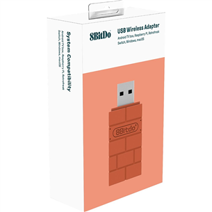 Adapter for Nintendo Switch 8BitDo USB Wireless