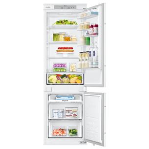 Интегрируемый холодильник Samsung (178 см)