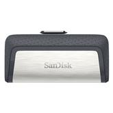 Флеш-накопитель SanDisk Ultra Dual USB Type-C (64 ГБ)