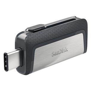 USB memory stick ULTRA DUAL DRIVE USB TYPE-C, SanDisk / 128GB
