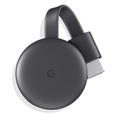 Медиа-стример Google Chromecast 3