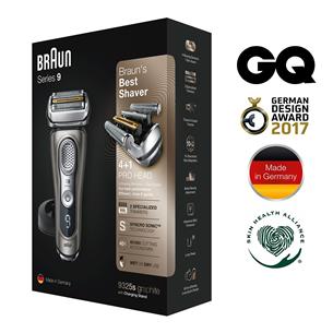 Shaver Braun Series 9