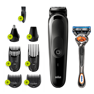 Multi-grooming kit 8-in-one Braun MGK5260