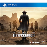 PS4 mäng Desperados III Collectors Edition