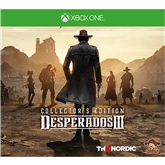 Xbox One mäng Desperados III Collectors Edition