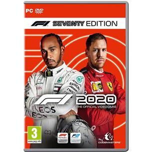 PC game F1 2020 Seventy Edition