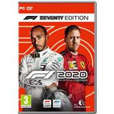 Компьютерная игра F1 2020 Seventy Edition
