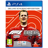 PS4 mäng F1 2020 Deluxe Schumacher Edition