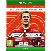 Xbox One mäng F1 2020 Deluxe Schumacher Edition