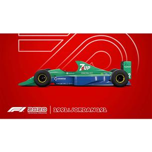 Игра F1 2020 Deluxe Schumacher Edition для Xbox One