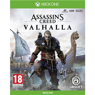 Xbox One / Series X/S mäng Assassin's Creed: Valhalla Drakkar Edition X1ACVALHALLA