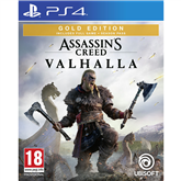 PS4 mäng Assassins Creed: Valhalla GOLD Edition
