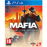 PS4 mäng Mafia: Definitive Edition (eeltellimisel)