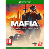 Xbox One mäng Mafia: Definitive Edition (eeltellimisel)