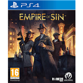 PS4 mäng Empire of Sin (eeltellimisel)