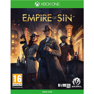 Xbox One mäng Empire of Sin