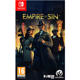 Switch mäng Empire of Sin (eeltellimisel)