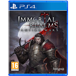 PS4 game Immortal Realms: Vampire Wars 4020628714741