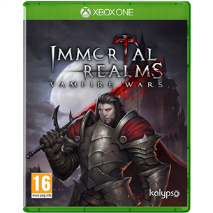 Xbox One game Immortal Realms: Vampire Wars 4020628714734
