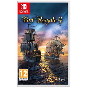 Игра Port Royale 4 для Nintendo Switch 4020628713331