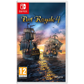Switch game Port Royale 4 (pre-order)