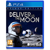 PS4 game Deliver Us The Moon: Deluxe Edition (pre-order)