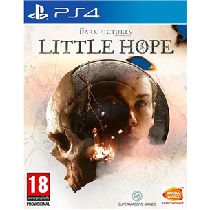 PS4 mäng The Dark Pictures Anthology: Little Hope 3391892007824