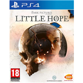 PS4 mäng The Dark Pictures Anthology: Little Hope