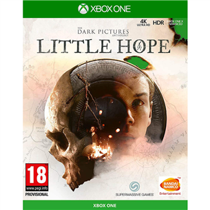Xbox One mäng The Dark Pictures Anthology: Little Hope 3391892007763