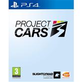 PS4 mäng Project CARS 3