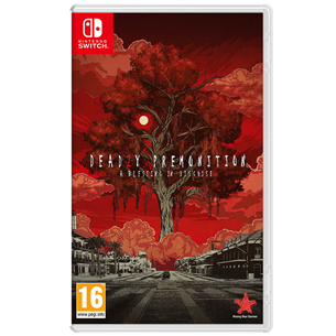 Switch mäng Deadly Premonition 2: A Blessing in Disguise (eeltellimisel)