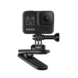Mount Magnetic Swivel Clip, GoPro ATCLP-001