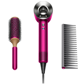 Hair dryer + comb + brush Dyson Supersonic