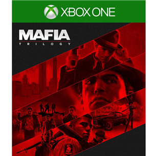 Xbox One game Mafia Trilogy: Definitive Edition