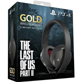 Peakomplekt Sony Limited Edition The Last of Us Part II Gold Wireless
