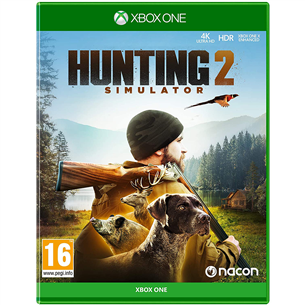Xbox One mäng Hunting Simulator 2