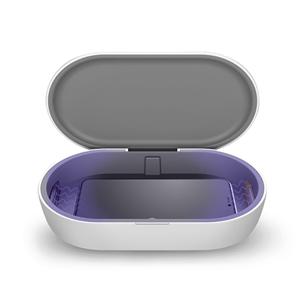 UV steriliseerija Qi juhtmevaba laadimisega SBS (10 W) TEUVSTER10W