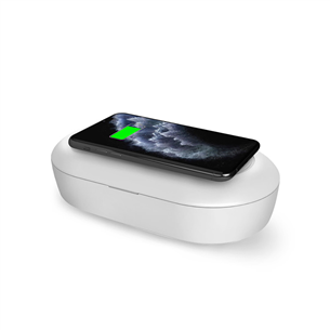 UV Steriliser with ozone and wireless charger SBS (10 W)