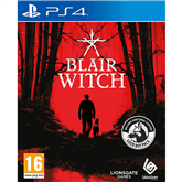 PS4 mäng Blair Witch