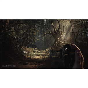 PS4 game Blair Witch