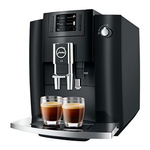 Espresso Machine JURA E6 Piano Black 15377