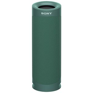 Портативная колонка SRS-XB23, Sony SRSXB23G.CE7