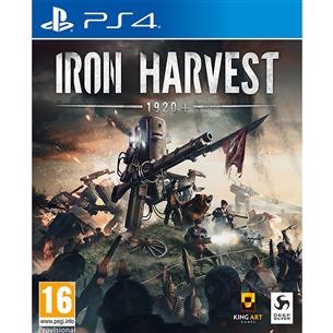PS4 mäng Iron Harvest 1920+ (eeltellimisel)