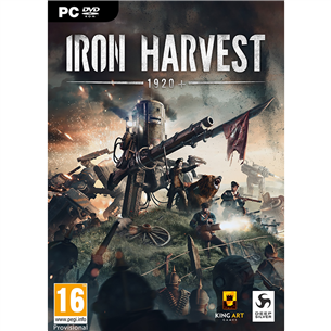 PC game Iron Harvest 1920+ 4020628718947