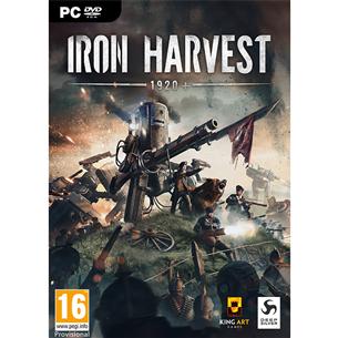 Компьютерная игра Iron Harvest 1920+ 4020628718947