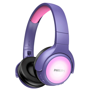 Juhtmevabad kõrvaklapid lastele Philips TAKH402PK/00