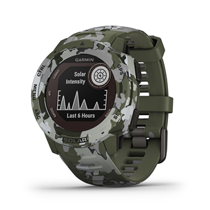 GPS watch Garmin Instinct Solar