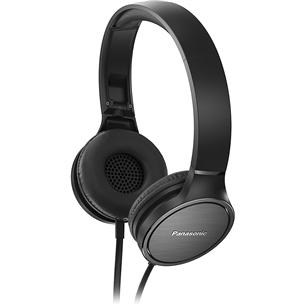 Stereokõrvaklapid Panasonic RP-HF500ME-K