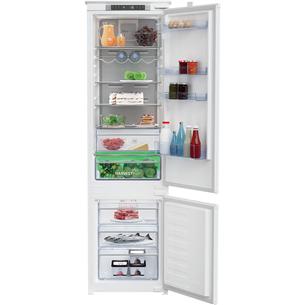 Интегрируемый холодильник Beko (193,5 см) BCNA306E4SN